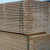 Nieuw steigerhout in Belgie