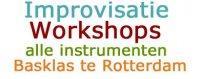 Workshops improvisatie Rotterdam