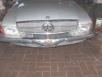 Onderdelen Mercedes w107 (SL en SLC)