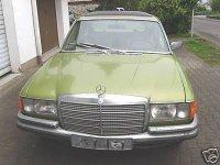 Onderdelen Mercedes w116, nieuw en gebruikt