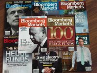 Bloomberg Markets Magazine - Financial markets,