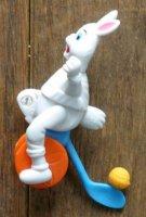 Verrassingsei figuur (Acrobikers/konijn of haas)