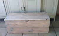 Kisten van steigerhout