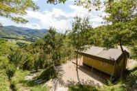 Luxe safaritenten Italië op kindvriendelijke campings