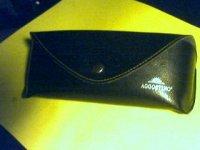 Bril koker stevig model zwart met