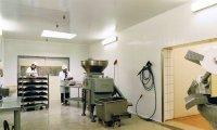 HACCP kunststof wand-plafondbekleding & cabines Gastronomie