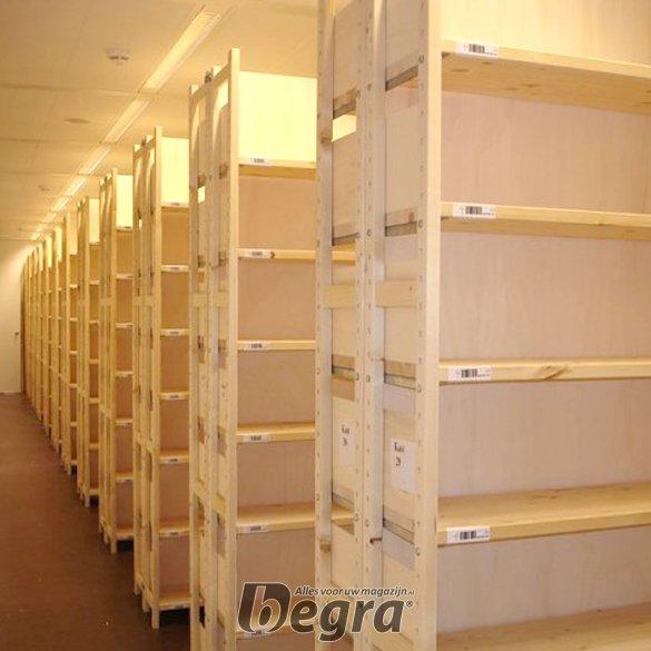 boekenkast opbergkast archiefkast kasten gebruikt 5