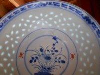 Diverse borden en vazen, china japan