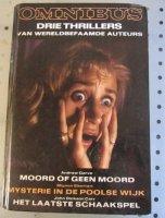 3 thrillers met oa Moord of