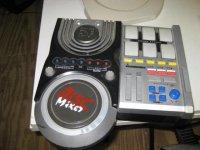 Disc mixer