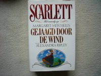 Scarlett het vervolg op gejaagd door de wind