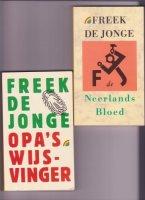 Freek de Jonge : Neerlands Bloed