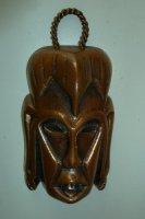 Mooi Koperen masker Kenya
