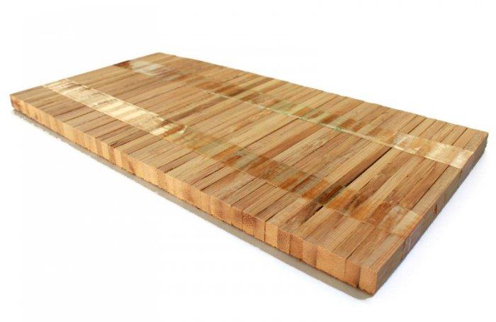 Veelzijdige sterke bamboevloer parket industrial flooring te