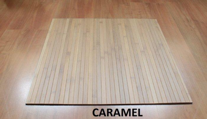 Bamboe vloerbedekking op de rol meter breed te koop aangeboden