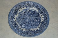 Mooi wandbord Royal Tudor Ware Hand