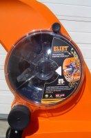 Eliet hakselaar/versnipperaar met electromotoren,en honda en