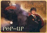 Harry Potter pop-up boek van 2001