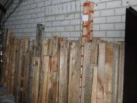 Div houtenbalkjes