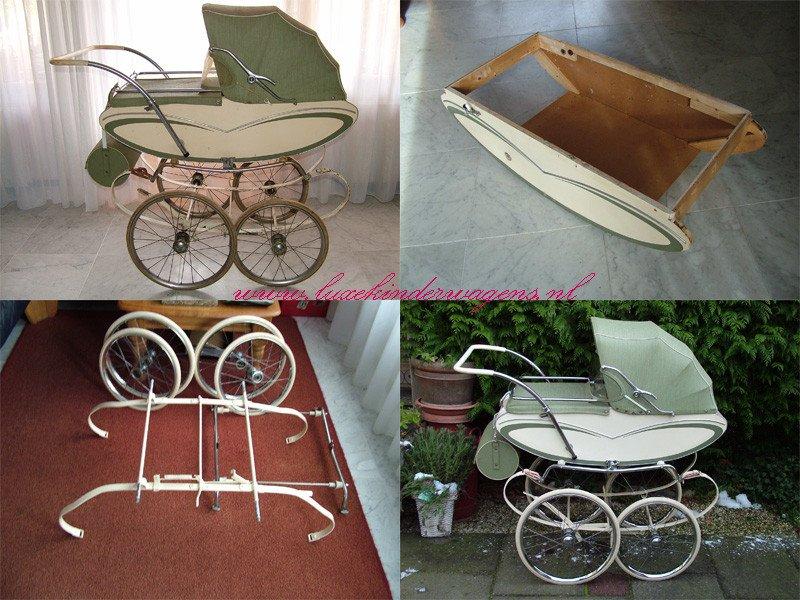 Kinderwagen: banden riempjes matrassen en meeru2026 te koop aangeboden