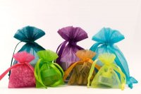 Vrolijke geschenkzakjes, tasjes en buideltjes van