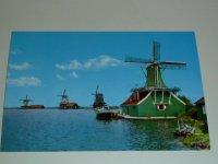 Mooie fotokaart Molens Holland