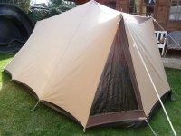 Te koop een tent