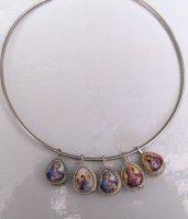 Adembenemend Emalie Miniaturtjes-3-Marias AfbeeldingenOPhangetje
