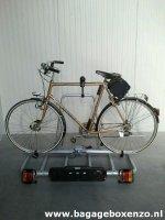 Aangeboden: TE HUUR : Thule Fietsendragers (voor 1-2-3 fietsen) € 20,-