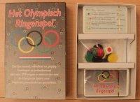 Het Olympisch ringenspel