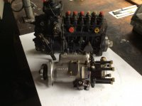 Brandstofpompen MWM motoren