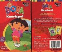 Dora kaartspel Engelse woordenschat