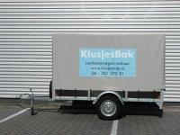 Aangeboden: Aanhangwagen te huur, aanhanger verhuur, huren Rhoon, Rotterdam n.v.t.
