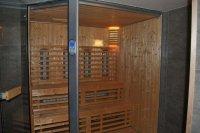 Groepshuis met sauna Libramont Ardennen