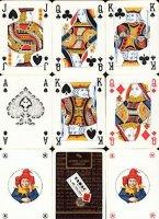 Kaartspel met 2  jokers: Tabac