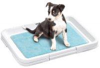 Puppy trainers en trainingsmatten. div maten
