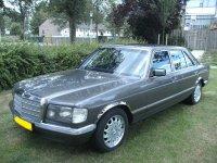 MERCEDES 380SEL - W126 - V8