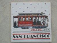 Tegel San Francisco Open tram Municipal