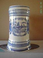 Bierpul Delftsblauw Artois