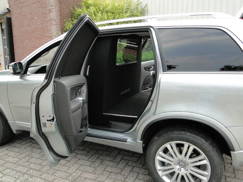 Volvo Xc90 Grijs Kenteken Te Koop Aangeboden Op