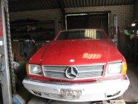 Mercedes W 126   380