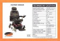 Te koop Elektrische rolstoel met joystick