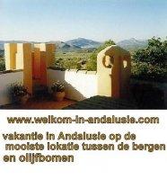 Vakantiewoning andalusie, te huur rustig gelegen
