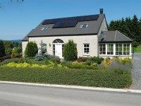 Ardennen 8-11p: vakantiehuis met zwembad, sauna,