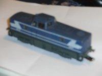 Franse locomotief