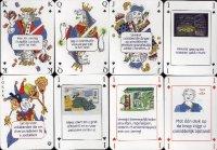 Veiligheid Troef (ouderpreventie) kaartspel met speciale