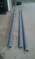 PVC afvoerbuis 110 en 125 mm
