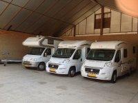 Camper/caravan/botenstalling