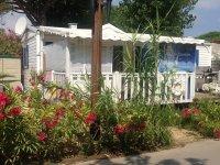 Aangeboden: Mobilhomes in september in st tropez en camping St Aygulf plage in Frejus n.o.t.k.