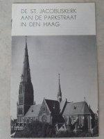 De St. Jacobuskerk aan de Parkstraat
